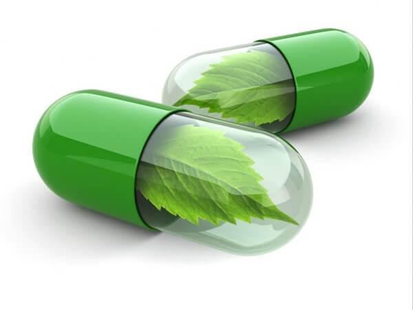 Greenherb อาหารเสริม แคปซูล หญิง ยา